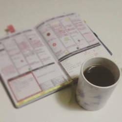Tea and Last Week by phoebez