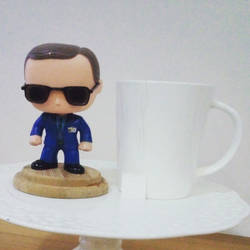 Tea with Coulson by phoebez