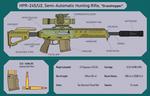 2196 Weapon Showcase - HPR-245/U2