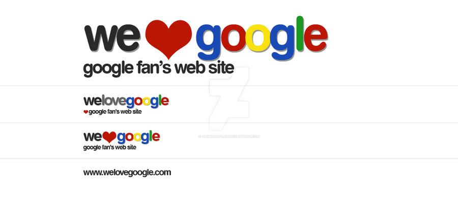 We love google