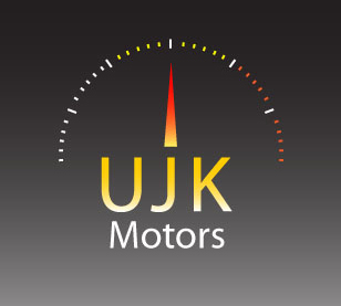UJK Motors logo by bilalm