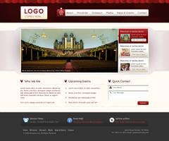 Church Design by bilalm