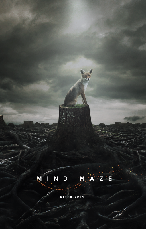 Mind Maze by rurogrime