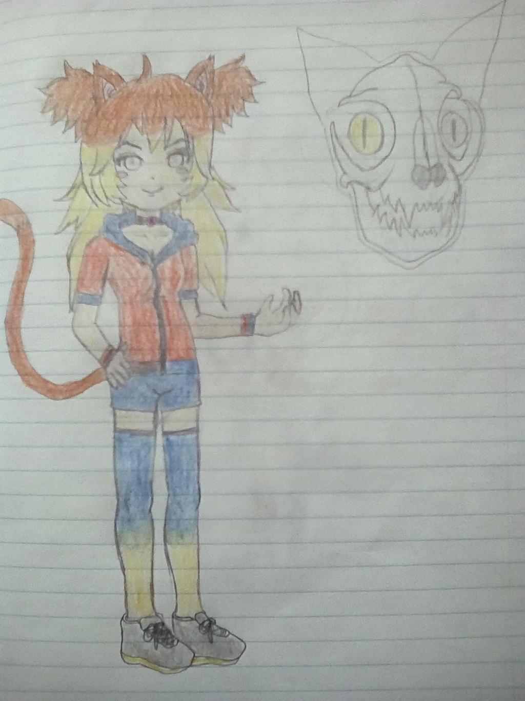 Someko from MagnusTale (My Daughter) She's 2 by