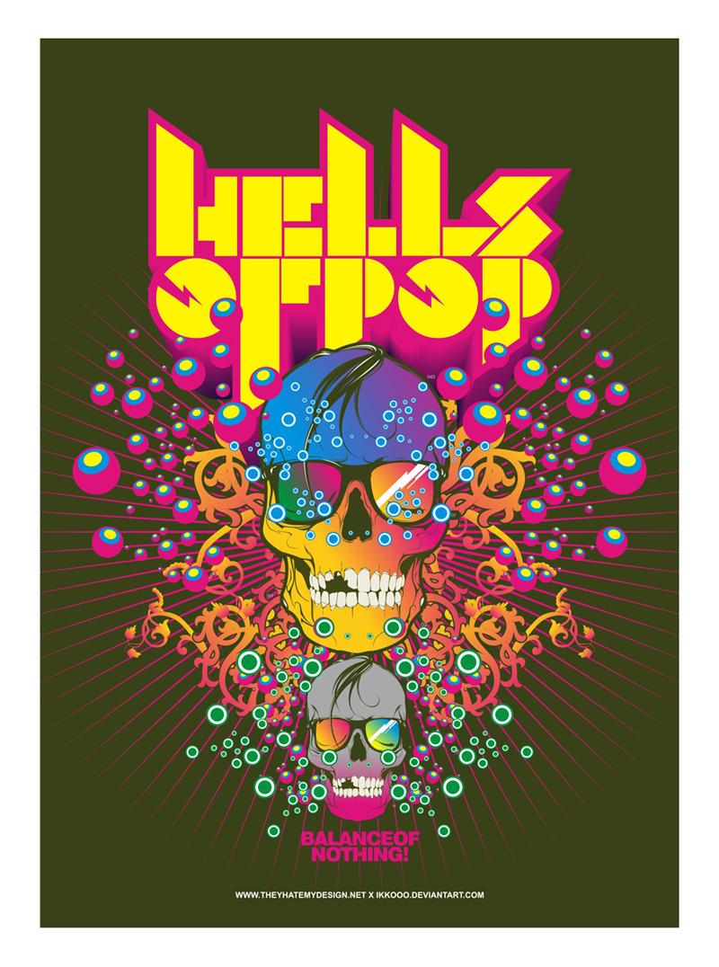 hells of pop by loveisickprojekt