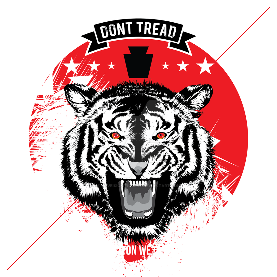 Dont Tread on WE! by loveisickprojekt