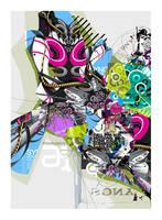 ThreeCollab.Designers by loveisickprojekt