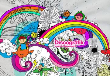 discografik by loveisickprojekt