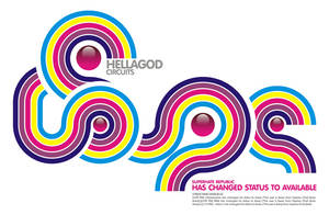 hellagod by loveisickprojekt