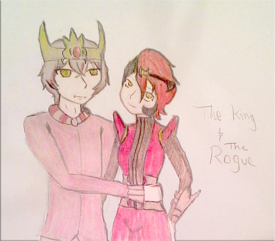 The King and The Rogue: Marriland X Wedlocke by ShadowKnightStar