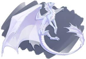 [C] Siren for dragonkinsoul by caosgii