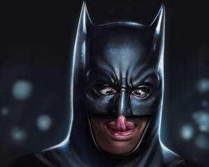Batman like you've never seen him before