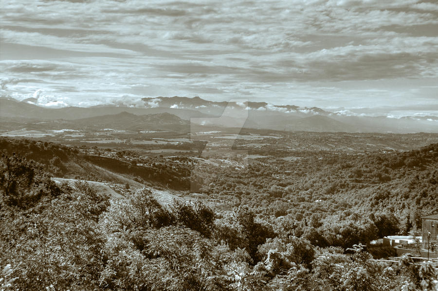 Morlupo Landscape by CoreSect