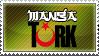 MangaTurk Stamp by mangaturk