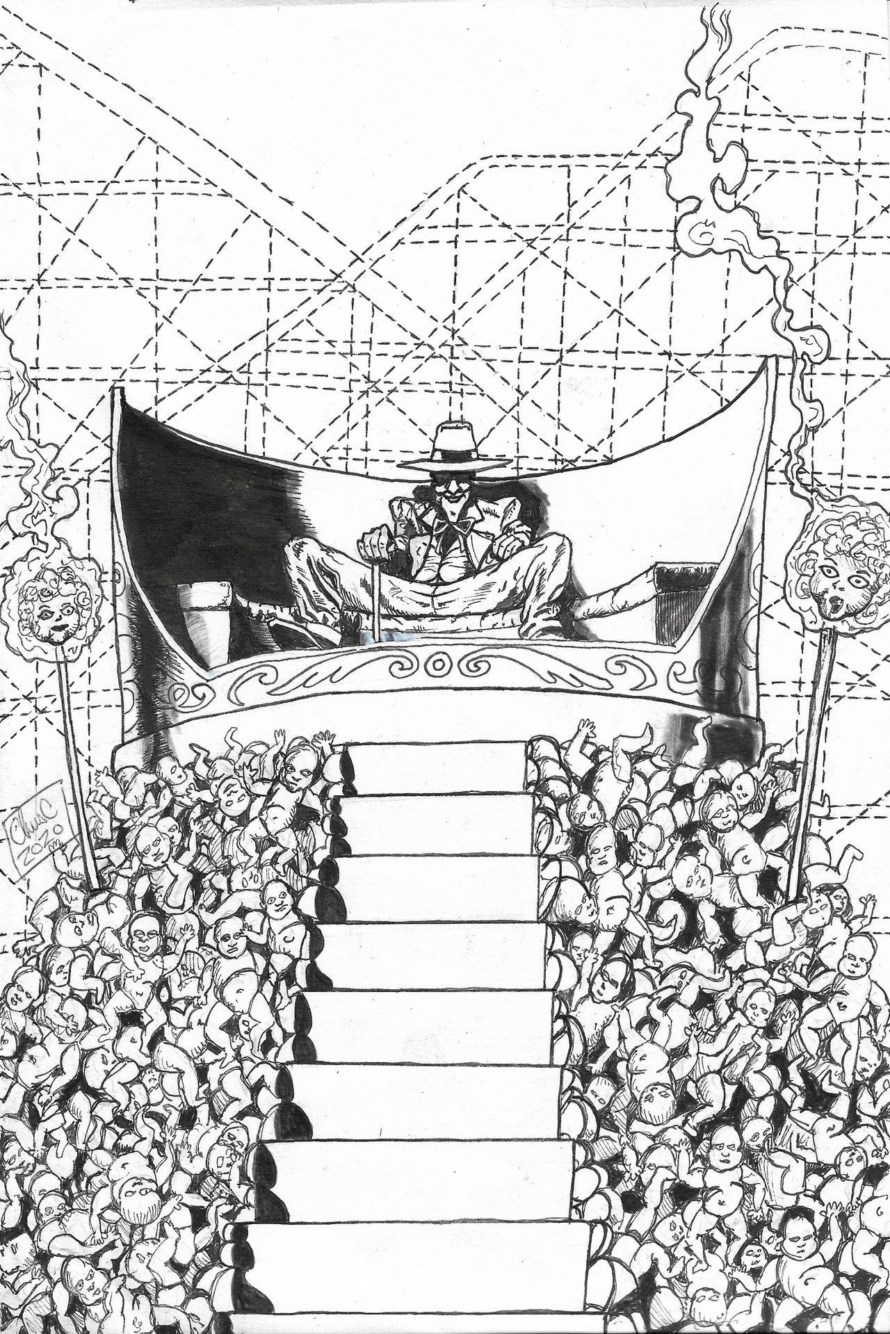 Joker Throne
