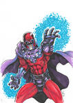 Magneto after Todd Nauck  by ChrisMilesC