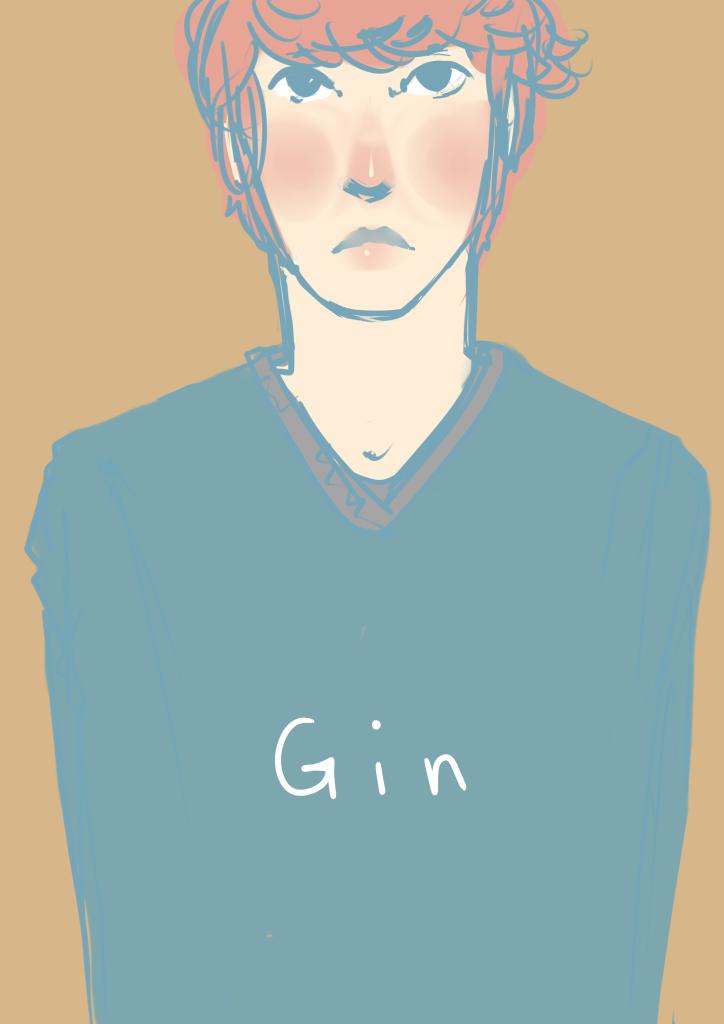 Gin by reaching-you