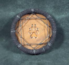 Wolf Medicine symbol by wolfsax
