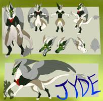 Jyde Reference (Dutch Angel Dragon) by Milkfake