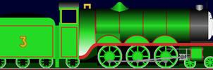 RWS: Old Shape Henry