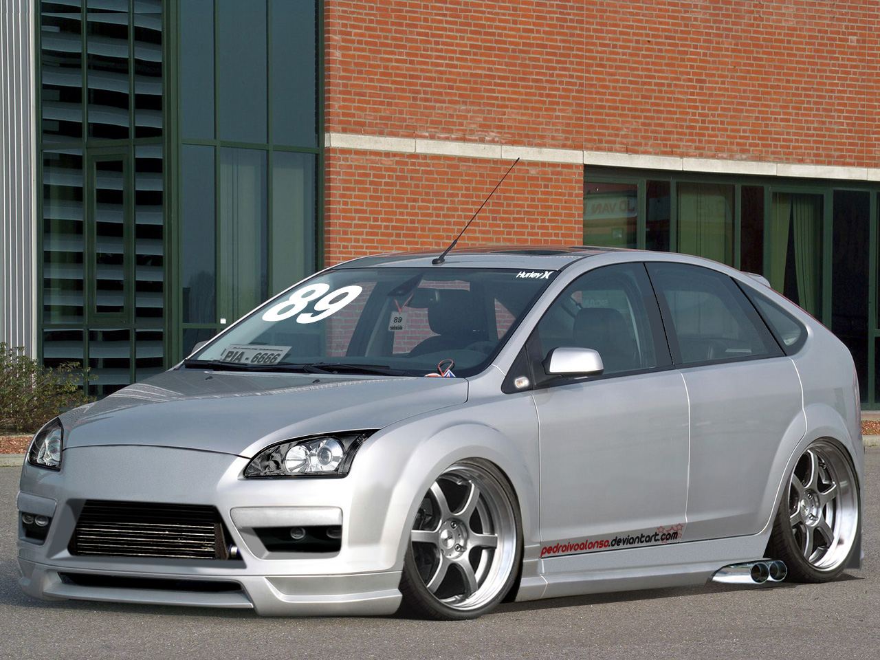 2009 ford focus day tuning by pedroivoalonso on deviantart. Black Bedroom Furniture Sets. Home Design Ideas