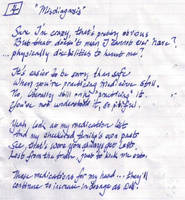 Whipple Sonnet 4: Misdiagnosis by ferrhousulfate
