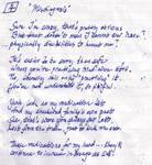 Whipple Sonnet 4: Misdiagnosis