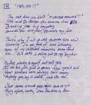 Whipple Sonnet 7: TRAUMA
