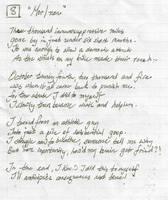 Whipple Sonnet 8: Mor-non by ferrhousulfate