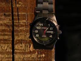 Closing walls, ticking clocks by ferrhousulfate