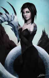 Dragon Lady by Tr1gg3r117