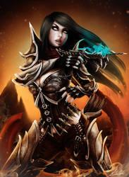 Demon Hunter by Tr1gg3r117