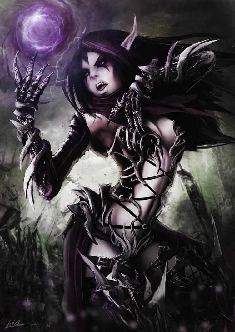 Hot dark elf picture hentai gallery