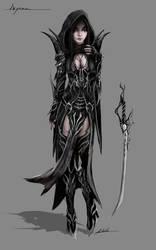 Aryana Concept 001 by Tr1gg3r117