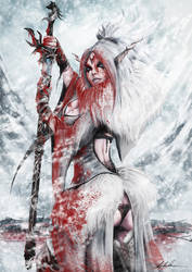 Pharia - The white death by Tr1gg3r117