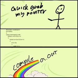 grab my ...