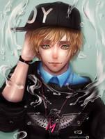 Makoto (Free!) by renaillusion