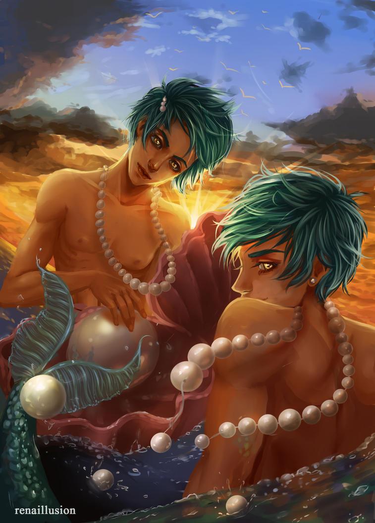 Zodiac Sign Pisces By Renaillusion