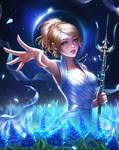 Lunafreya (Final Fantasy XV)