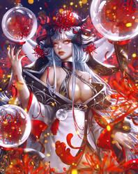 Aomi (commission) by renaillusion
