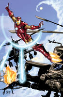 Iron Man reboot by ejimenez