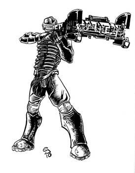 Dead Space Isaac Clark
