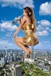 Ariana Grande in Kuala Lumpur