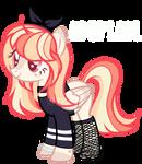 Pony Adoptable C L O S E D