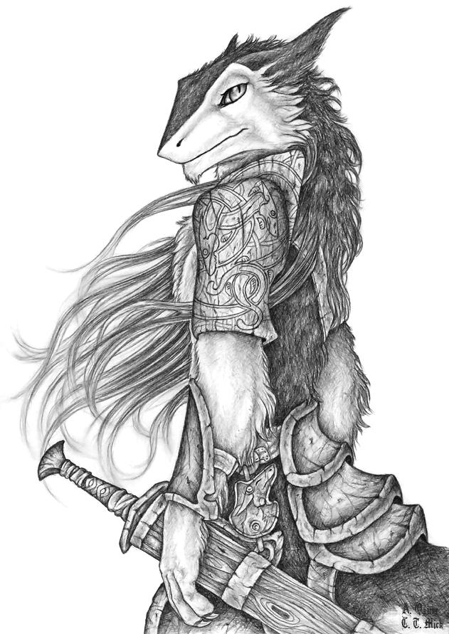 Midgardian by Qzurr