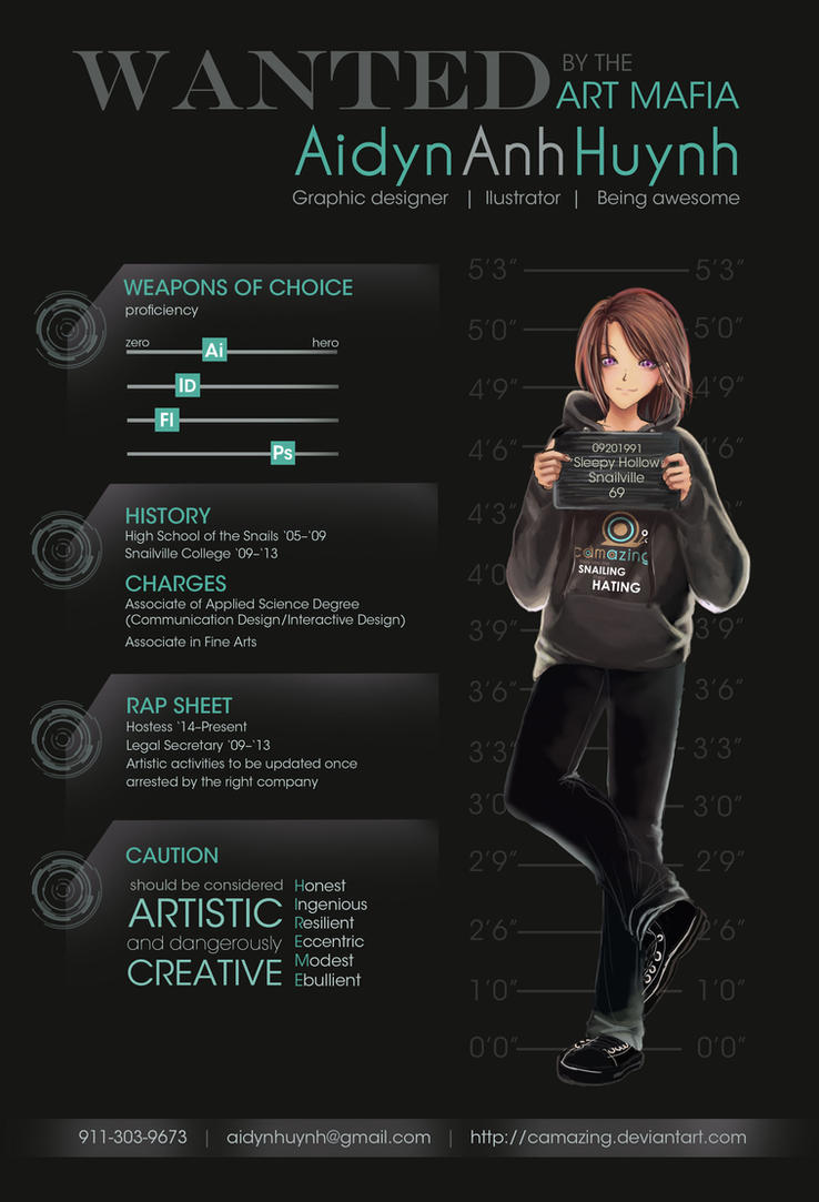 aidyn art resume by snailords on deviantart