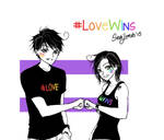 Love Wins by SnaiLords