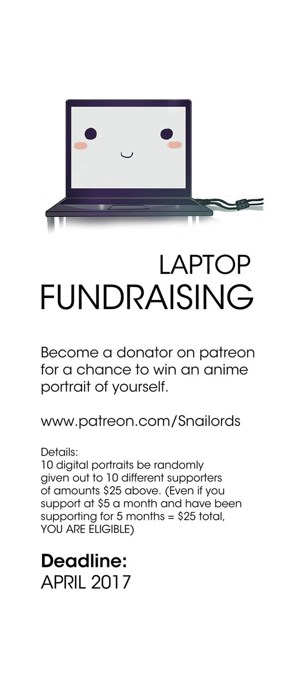 10 Digital Portraits Giveaways by SnaiLords