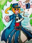 Rolltaro Kujo [Mega Man]