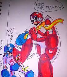 I'm Not The Break Man [Mega Man 3]